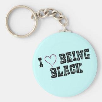 I love being Black Keychain
