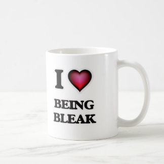 I Love Being Bleak Coffee Mug