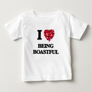 I Love Being Boastful Shirt
