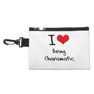 I love Being Charismatic Accessory Bags