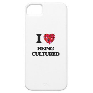 I love Being Cultured iPhone 5 Cover