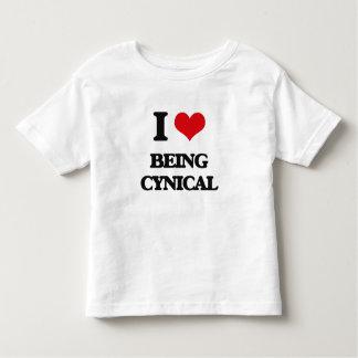 I love Being Cynical Tshirt