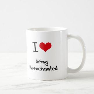I Love Being Disenchanted Mugs