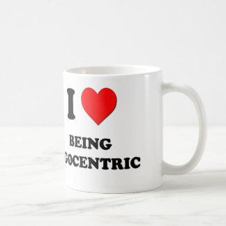I love Being Egocentric Coffee Mug