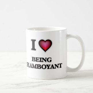 I Love Being Flamboyant Coffee Mug