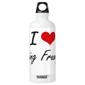 I Love Being Frumpy Artistic Design SIGG Traveler 0.6L Water Bottle