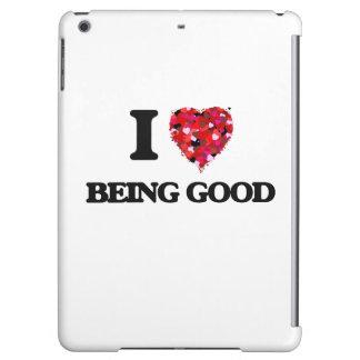 I Love Being Good iPad Air Case