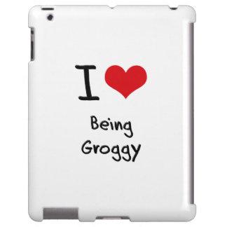 I Love Being Groggy