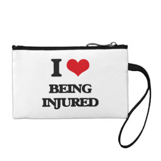 I Love Being Injured Change Purses