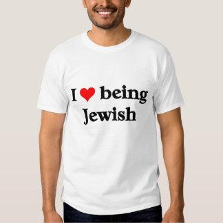 I love being Jewish T-Shirt