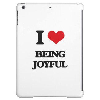 I Love Being Joyful iPad Air Case