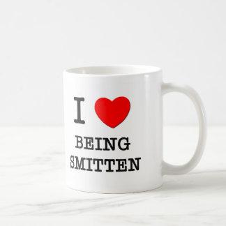 I Love Being Smitten Coffee Mug