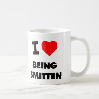 I love Being Smitten Mug