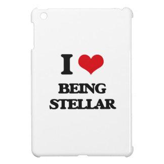 I love Being Stellar iPad Mini Cases