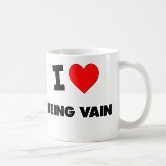 I love Being Vain Coffee Mug
