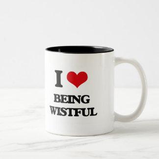 I love Being Wistful Mug