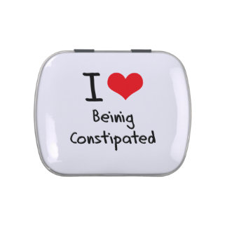 I love Beinig Constipated Jelly Belly Tins