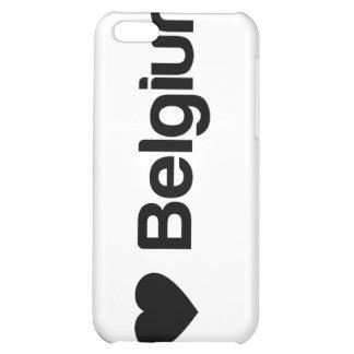 I Love Belgium iPhone 5C Cover