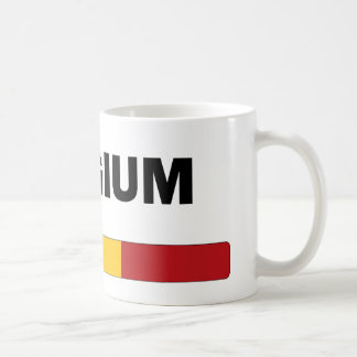 I Love Belgium Mug