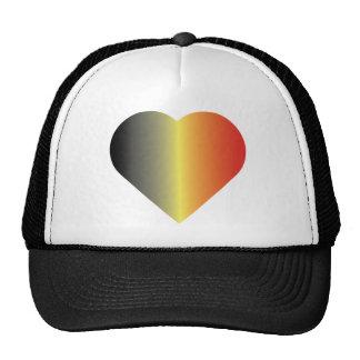 I Love Belgium Trucker Hat