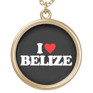 I LOVE BELIZE JEWELRY