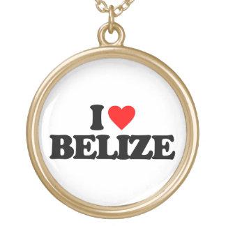I LOVE BELIZE CUSTOM JEWELRY