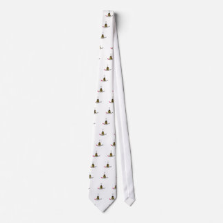 I Love bell Choir Neck Tie
