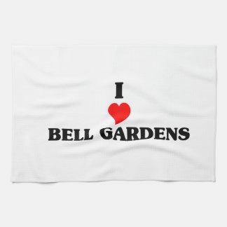 I love Bell Kitchen Towel