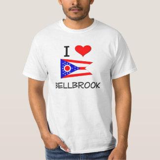 I Love Bellbrook Ohio Tshirts