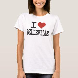 I love Belleville T-Shirt