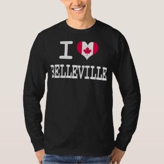 I love Belleville Tee Shirts