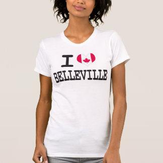 I love Belleville Shirt