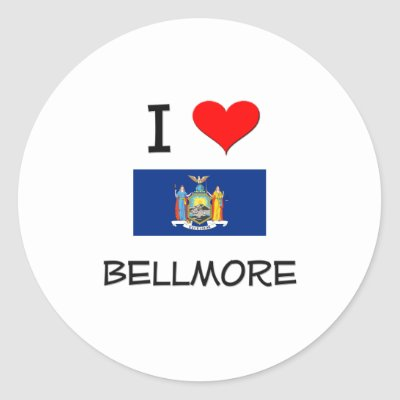 Please vist my gallery zazzle.com/cityshirt for more Bellmore STAMPS, tshirts, mugs, hats and other I Love Bellmore New York gifts.