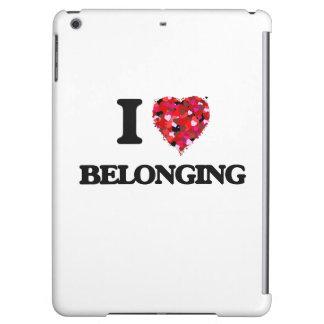 I Love Belonging iPad Air Cases