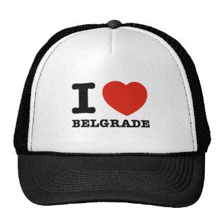 I love Bengrade Trucker Hat