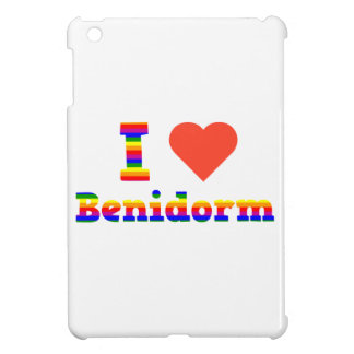 I Love Benidorm iPad Mini Cover