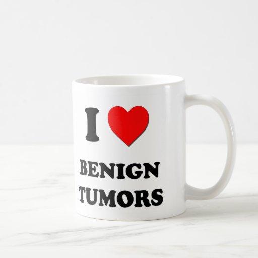 I Love Benign Tumors Classic White Coffee Mug
