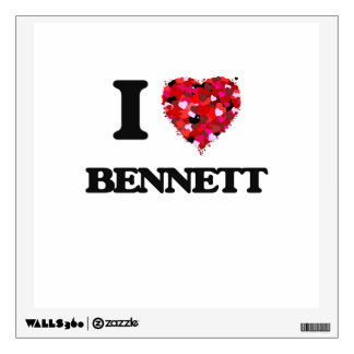 I love Bennett New Jersey Room Graphics