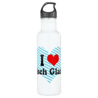 I Love Bergisch Gladbach, Germany 24oz Water Bottle