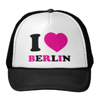 I Love Berlin Trucker Hats