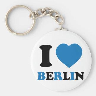 I Love Berlin Key Chains