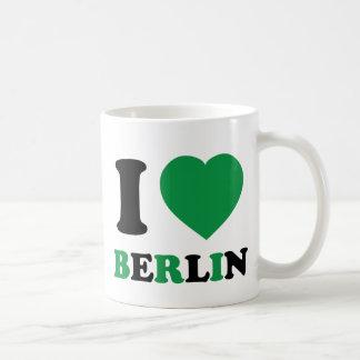 I Love Berlin Mugs