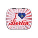 I Love Berlin, New York Candy Tin