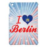 I Love Berlin, New York iPad Mini Case
