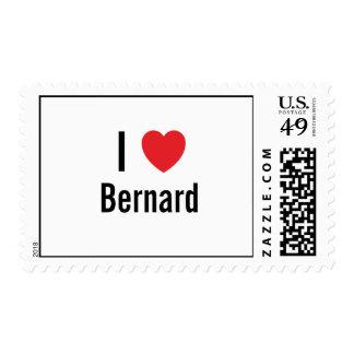 I love Bernard Stamp