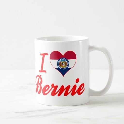I Love Bernie, Missouri Mugs