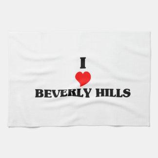 I love Beverly Hand Towel