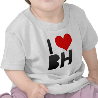 I Love BH Tee Shirt