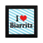 I Love Biarritz, France Gift Box