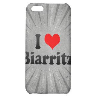 I Love Biarritz France iPhone 5C Covers